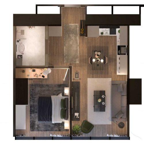 azuretower1bedroomapartment (11)